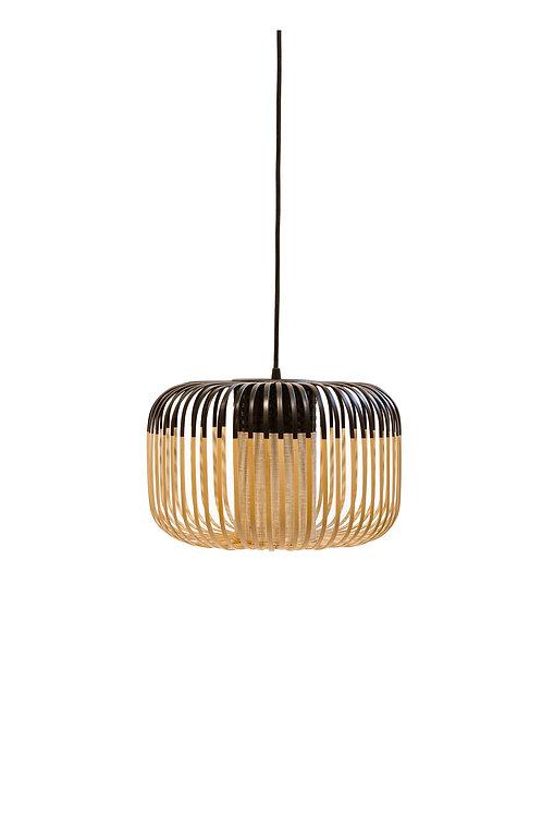 დასაკიდი სანათი Suspension Bamboo Light S Noir