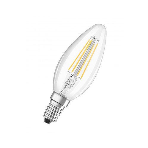 LED S CLB40 4W/827 230V FIL