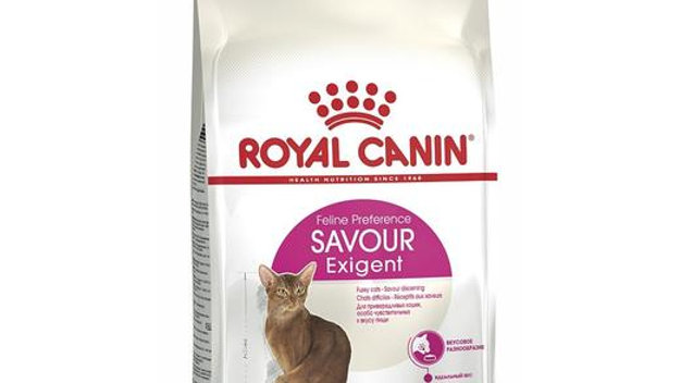 Royal Canin Feline Health Nutrition Exigent Savour Dry Cat Food 2kg