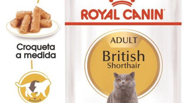 Royal Canin British Shorthair Adult Pouch