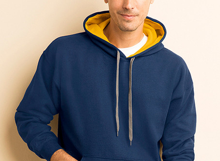 Broderie Sweat Shirt Capuche ? oui, oui, c'est possible!