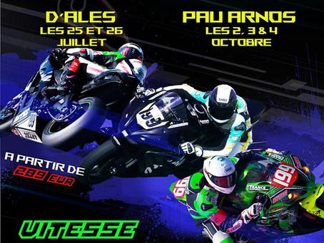 Trophée de l'Aspi Racing le 25 & 26 Juillet 2020 à Alès