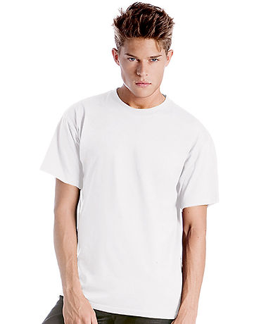 Tee Shirt B&C 150 Aloha Grafic Impression Tee shirt