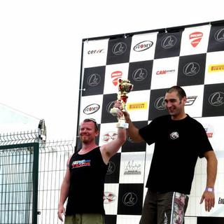 Franck Morel - Twenty Racing Team