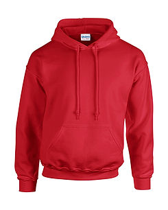 Impression Sweat Shirt Gildan capuche