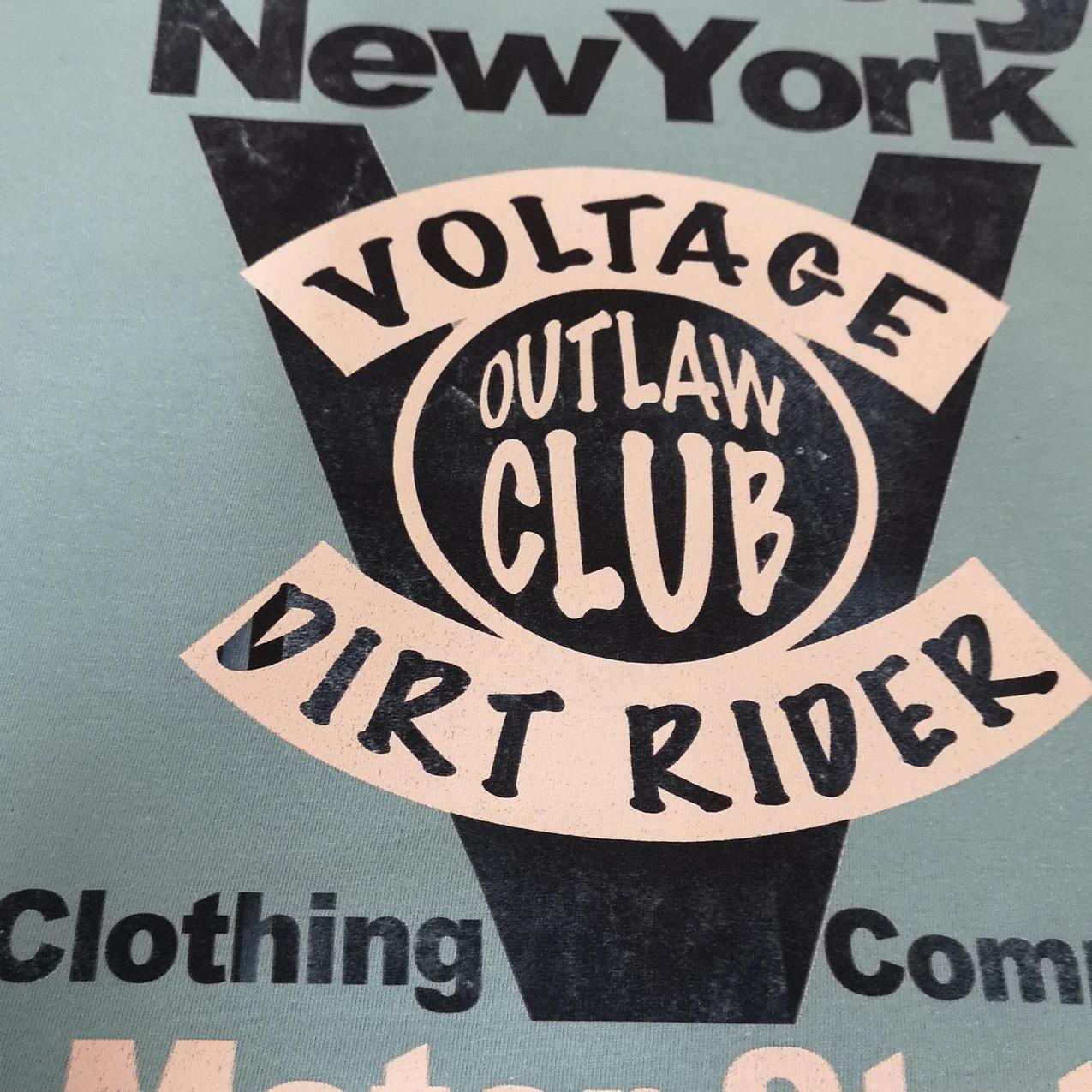 Tee Shirt serigraphie Voltage