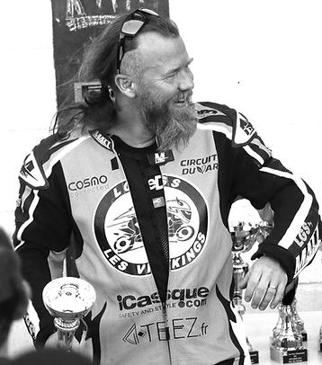 Franck MOREL Pilote moto Twenty Racing Team Bol d'Argent