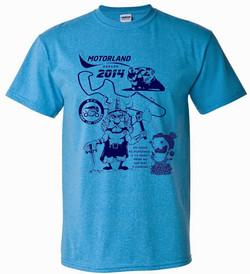 T Shirt Aragon les vikings