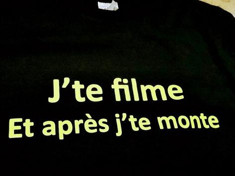 Flocage Tee Shirt pour Association