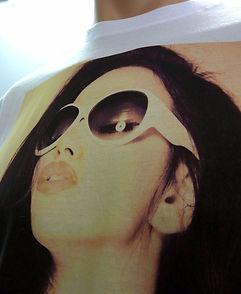 impression numérique DTG teeshirt
