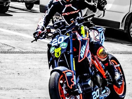 Romain Molard, Pilote au Twenty Racing Team