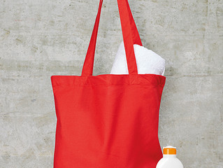 Tote Bag Coton, un sac shopping qui rend les gens heureux...