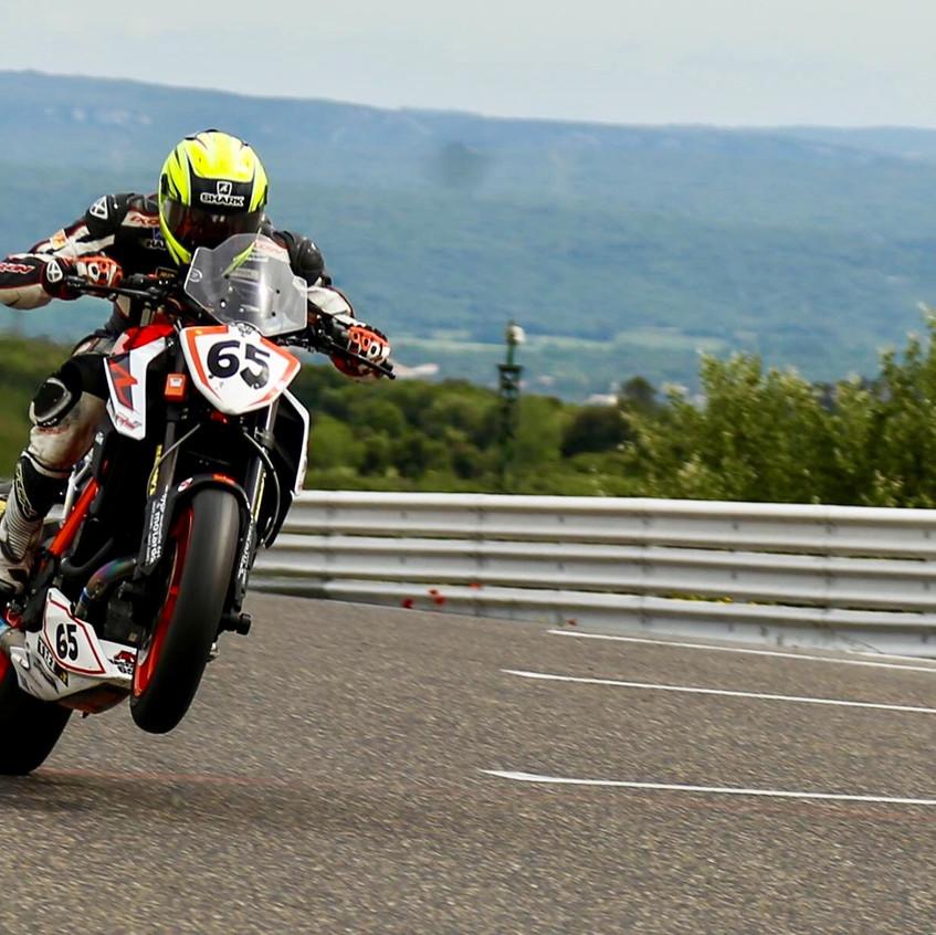 Circuit de Ledenon, Zanetto Laurent