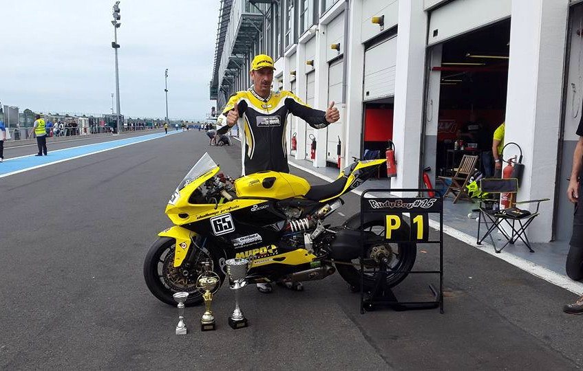 Victoire Zanetto Laurent Moto
