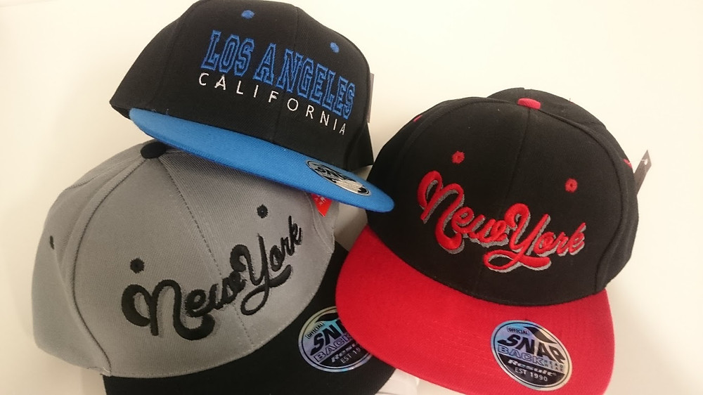 Promotion Casquette Snapback + Broderie Aloha Grafic
