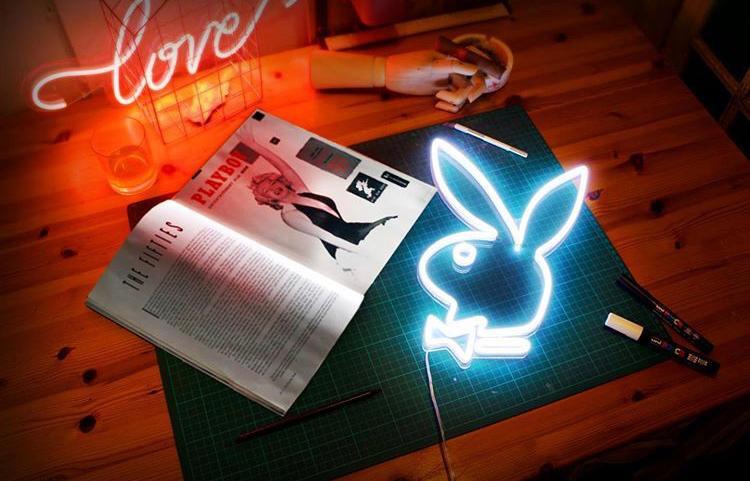 Playboy Neon sign