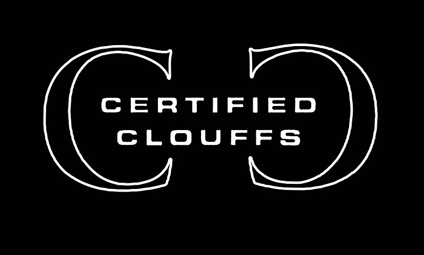 Certified Clouffs Custom Neon Sign