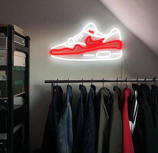 Airmax 90 Custom Neon Sign | shoes | kicks