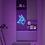 Thumbnail: Geometrical Wolf Neon Signs 2.75