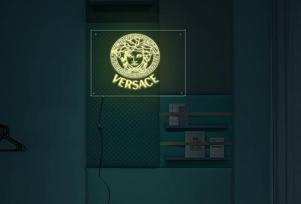Versace Neon Sign 4ft