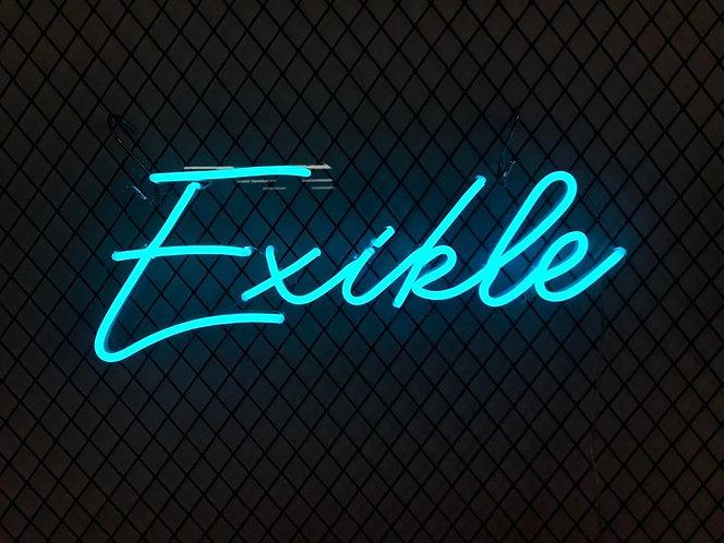 Exikle Custom Neon Sign
