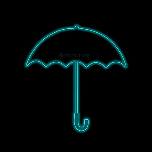 TORY LANEZ - Forever Umbrella Logo Led SIGN
