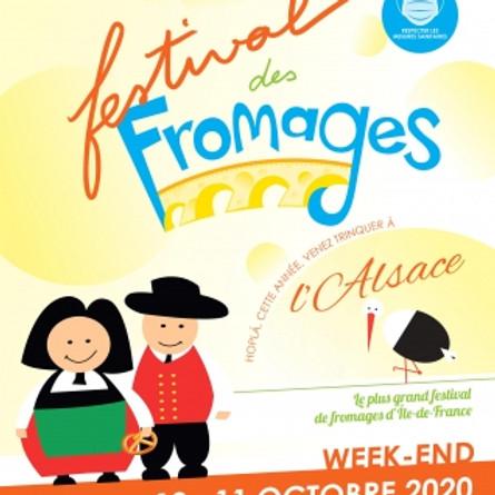 Festival des fromages Meulan (78)