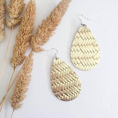 Gold Metalic Braid