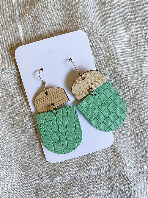 Bamboo Mint Lizard