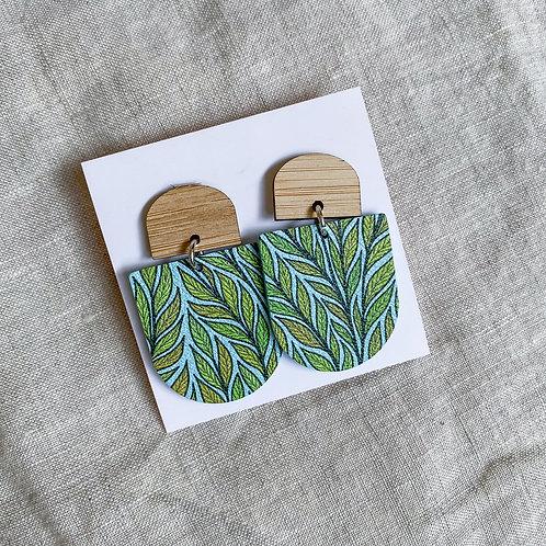 Bamboo Stud | Rainforrest