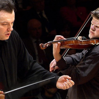 with Andris Nelsons