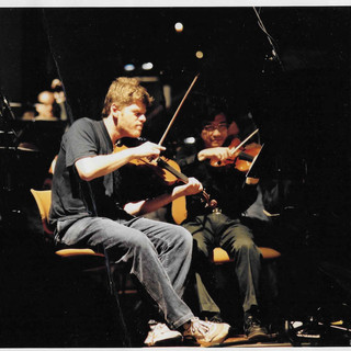junior times with the Berlin Philharmonic