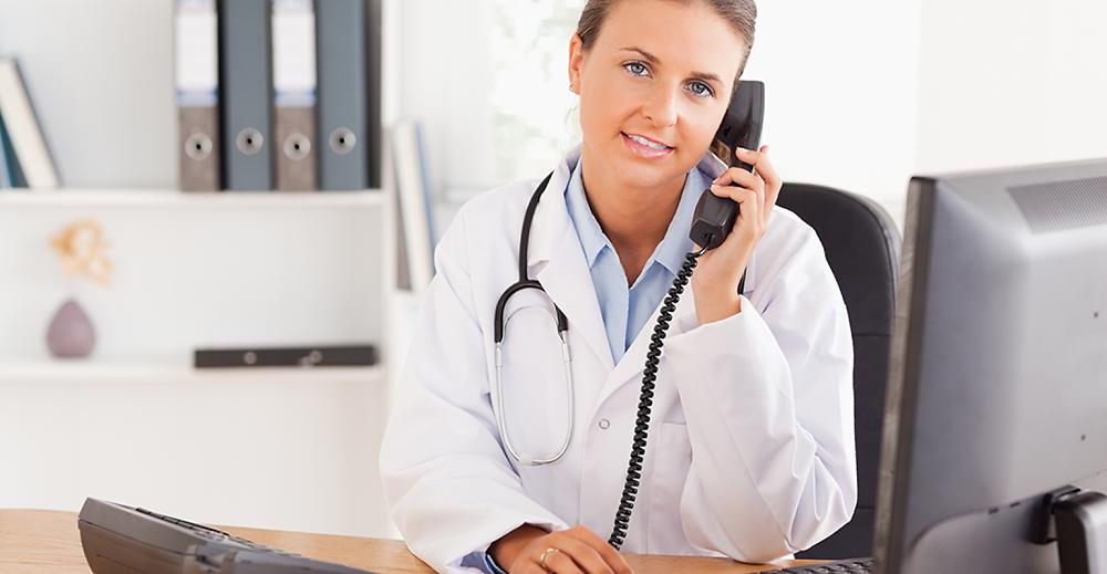 Quantas vezes você deve ligar para um paciente que não fechou o tratamento?