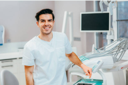 Clínica odontológica de sucesso