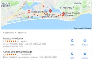Como atrair pacientes - Google Meu Negócio