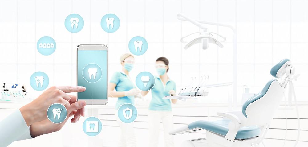 Marketing digital para dentistas - Ferramentas