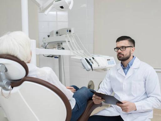 Pacientes de convênio odontológico