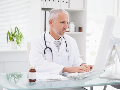 3 possíveis razões do seu site não converter visitantes em pacientes
