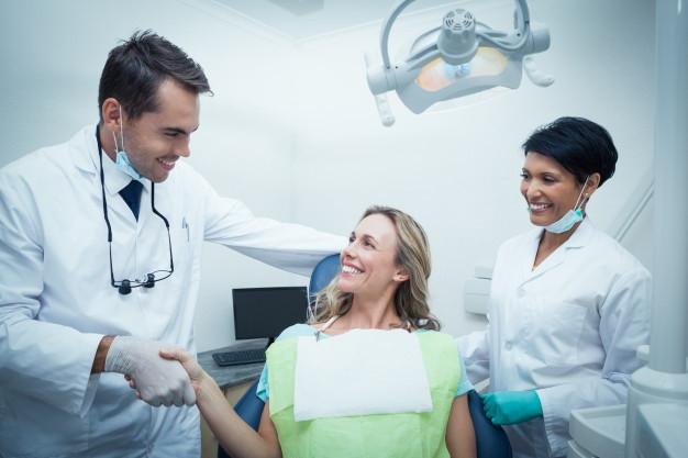 Processo comercial para clinicas odontológicas