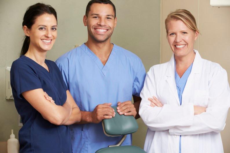 vendas para médicos e dentistas