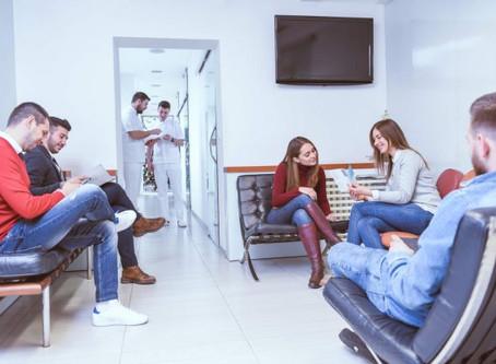 Prospecção de pacientes em 5 passos