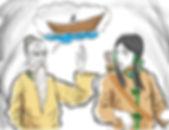 塩椎翁と山幸彦1.jpg