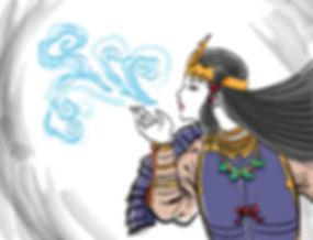 三女神を生み出す天照1.jpg