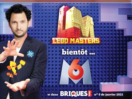 On en parle... LEGO MASTERS FRANCE SAISON 1