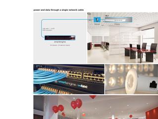 Smart Engine | Smart Buildings | PoE Lighting