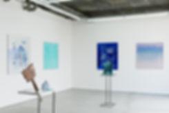 Lauren Elder, Art, Blue Pacific, Rod Barton