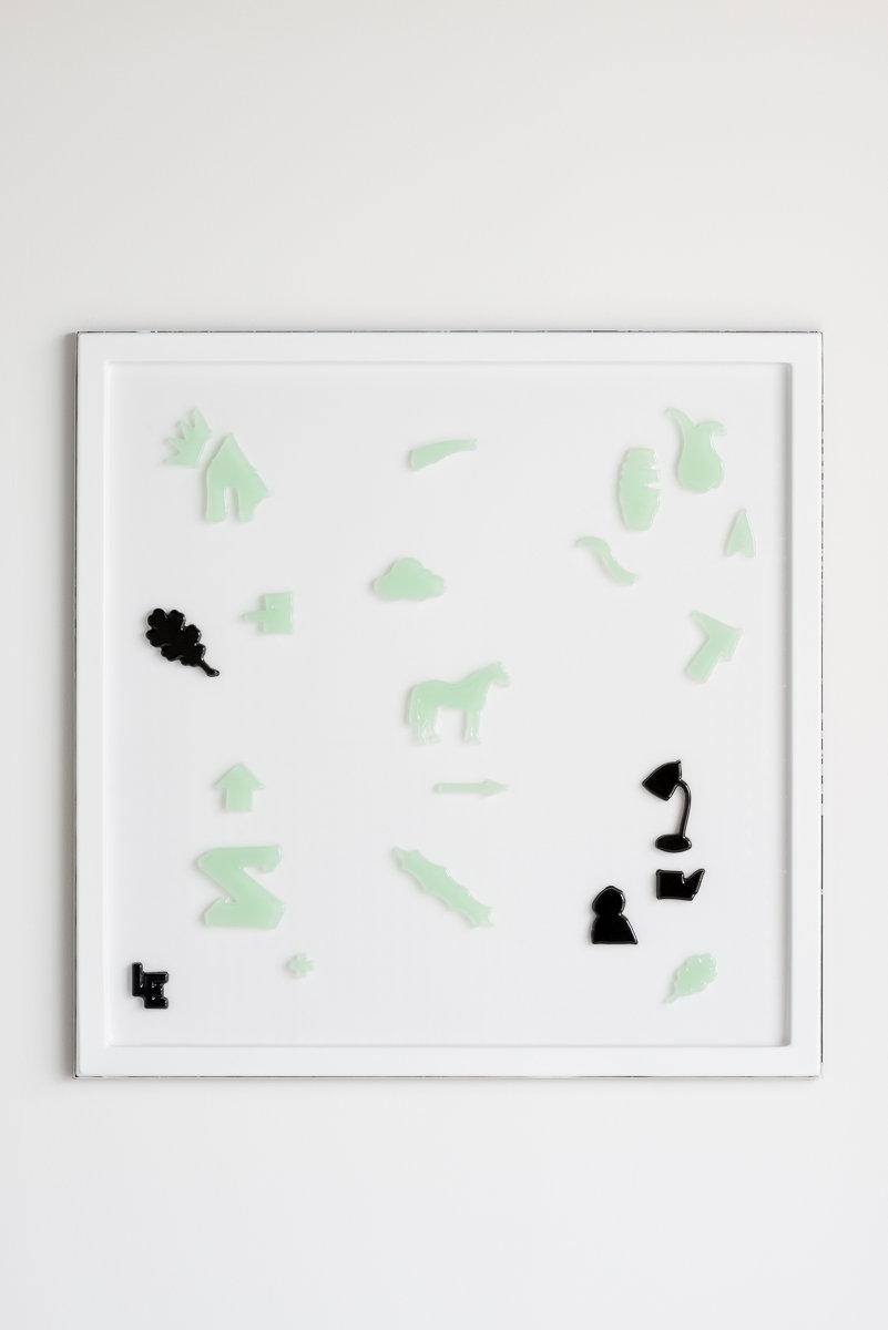 Lauren Elder, Art, Vacuum Form, Painting