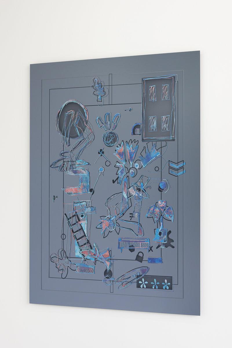 Lauren Elder, Art, Mirror, Painting