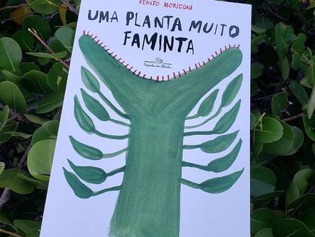 Uma Planta Muito Faminta