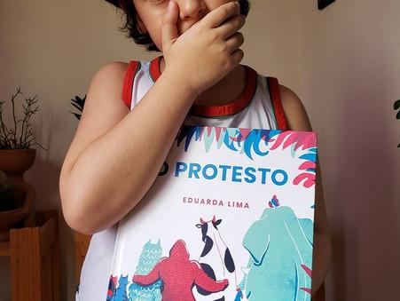 O Protesto
